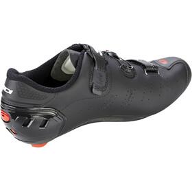 Sidi Ergo 5 Carbon Shoes Herre matt black